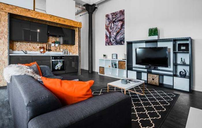 sovereign resources luxury loft style apartments liverpool uk